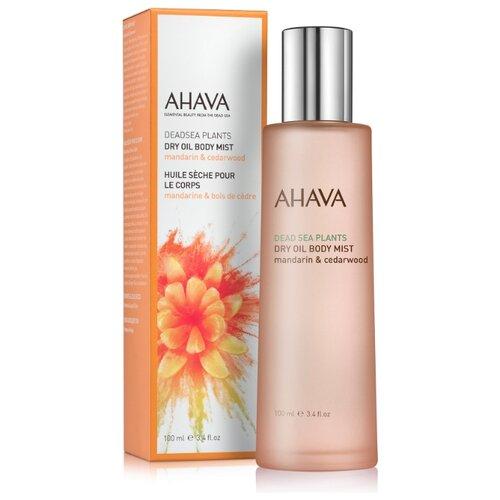 Масло для тела AHAVA Deadsea Plant мандарин и кедр сухое, 100 мл