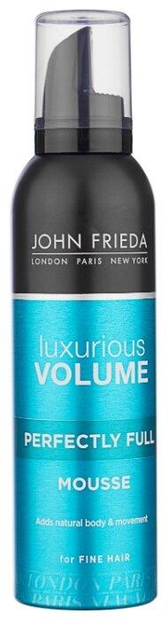 John Frieda мусс Luxurious Volume для создания объема с термозащитным действием