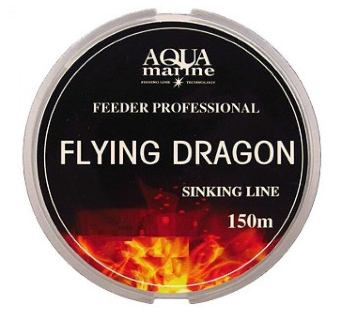 Монофильная леска AQUA MARINE FLYING DRAGON