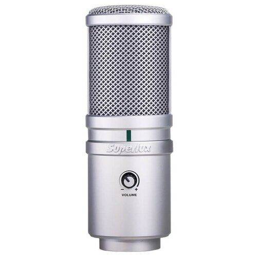 Микрофон Superlux E205U, серебристый