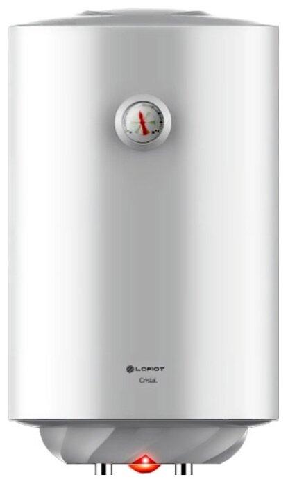 Накопительный электрический водонагреватель Loriot LWHM-80 VS — купить по выгодной цене на Яндекс.Маркете