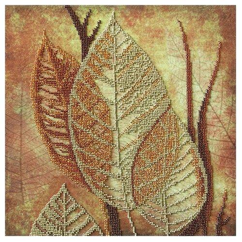 Купить Созвездие Набор для вышивания бисером Тишина 30 х 30 см (ЗК-004), Наборы для вышивания