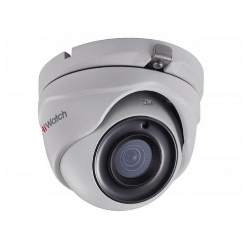 Фото - Камера видеонаблюдения HiWatch DS-T203P(B) (2.8 мм) белый камера видеонаблюдения hiwatch ds t203 b 6 мм белый
