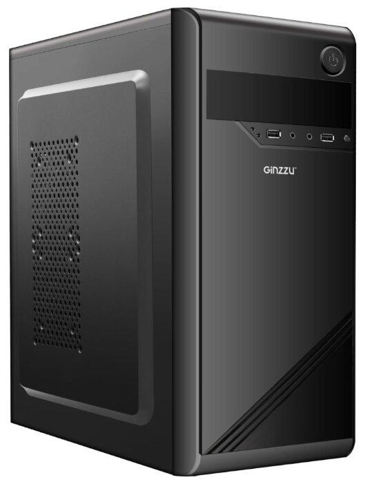 Компьютерный корпус Ginzzu C180 Black