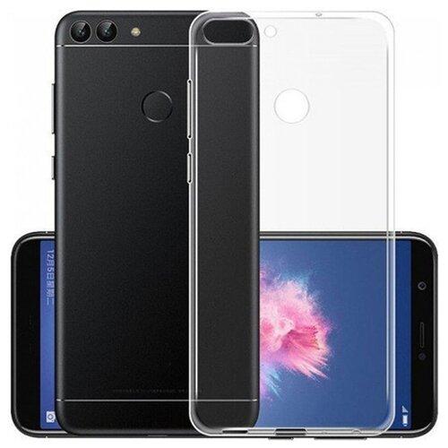 Купить Чехол Gosso 175685 для Huawei P Smart прозрачный