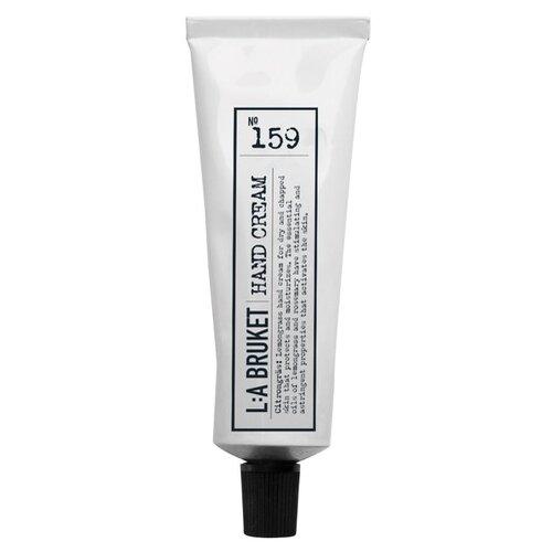 Крем для рук L:A BRUKET 159 Citrongras/Lemongrass 30 мл l a bruket 116 vildros wild rose крем для рук в дорожном формате