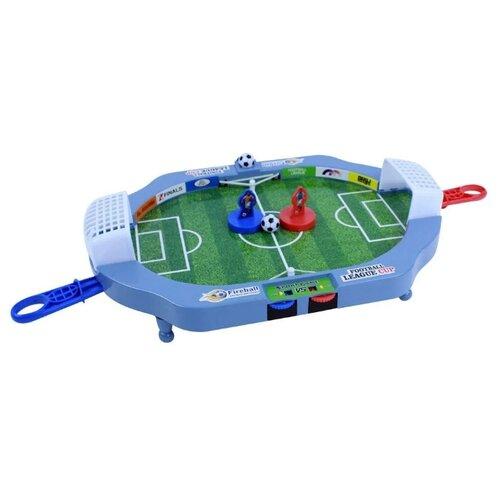 ИГРОЛЕНД Футбол 897-017Настольный футбол, хоккей, бильярд<br>