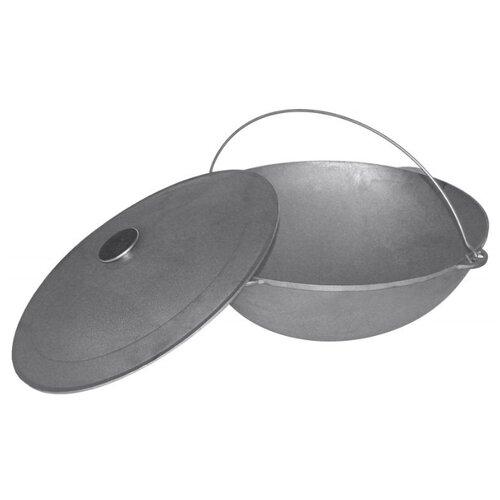 Котелок Биол 0922 50 см, 22 л серебристый