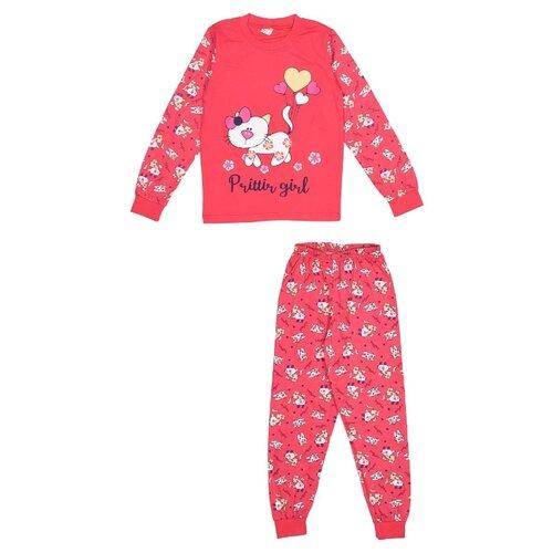 Купить Пижама MisterBanana размер 134-140, малиновый, Домашняя одежда