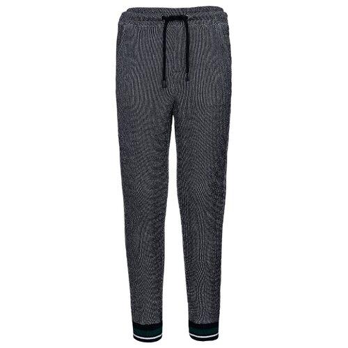 Брюки Gulliver размер 146, серый брюки gulliver 21908gjc6405 размер 146 леопардовый