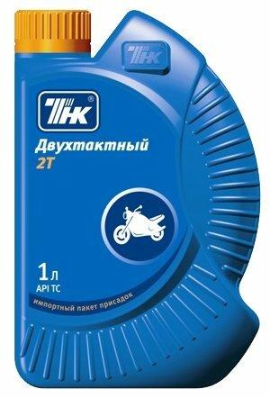 Масло для садовой техники TNK 2Т 1 л