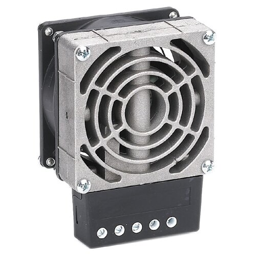 Обогреватель EKF heater-vent-q-400-20 черный/серый