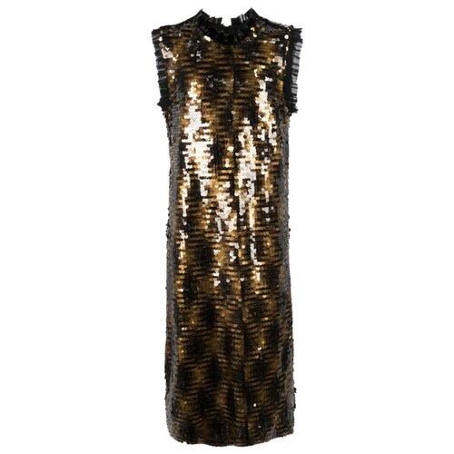 Платье Stefania Pinyagina размер 140, черный