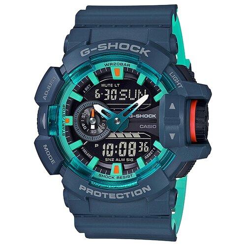Наручные часы CASIO GA-400CC-2A casio часы casio ga 110nc 2a коллекция g shock
