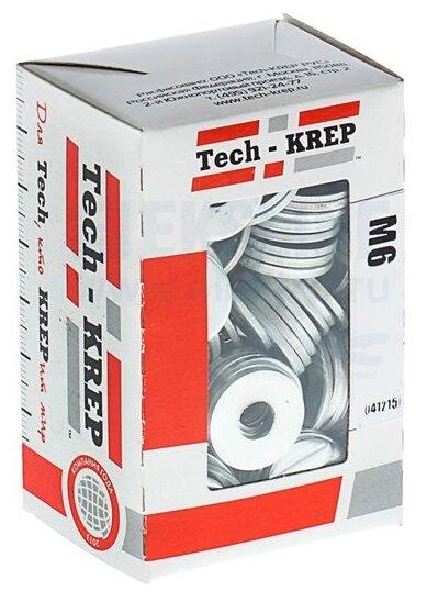 Шайба плоская Tech-KREP 105265