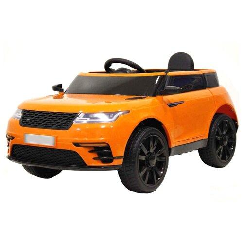 Купить RiverToys Автомобиль Range B333BB, оранжевый, Электромобили