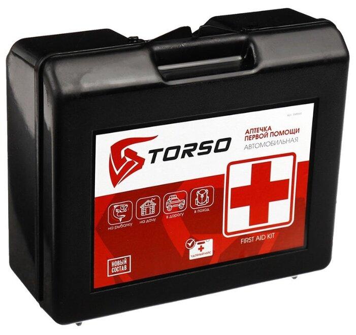 Аптечка автомобильная Torso первой помощи арт. 1508665