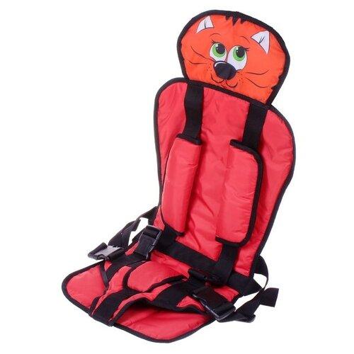 Купить Крошка Я Удерживающее устройство Котик красный, Аксессуары для колясок и автокресел