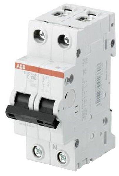 Автоматический выключатель ABB S201 1P+N (B) 6kA