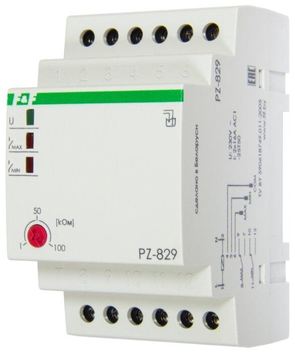 Реле контроля уровня (наполнения) F & F PZ-829