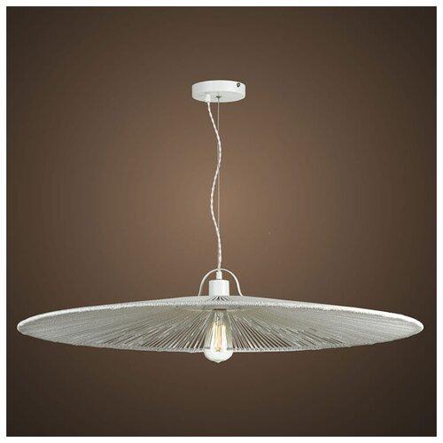 Фото - Светильник подвесной Lussole (серия: LSP-9850) LSP-9850 1x60Вт E27 светильник подвесной lussole серия lsp 9623 lsp 9623 3x60вт e27