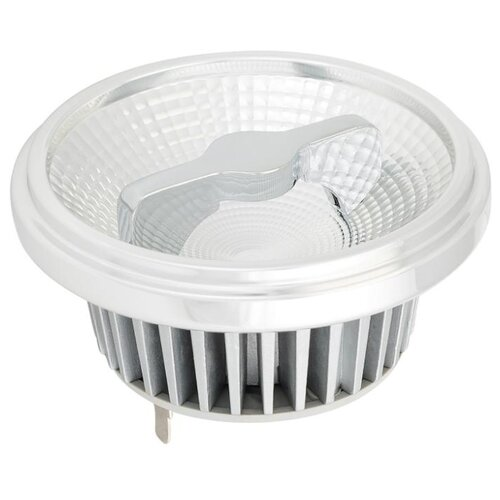цена на Лампа светодиодная Arlight AR111-FORT-G53-12W-DIM Warm3000, G53, 12Вт