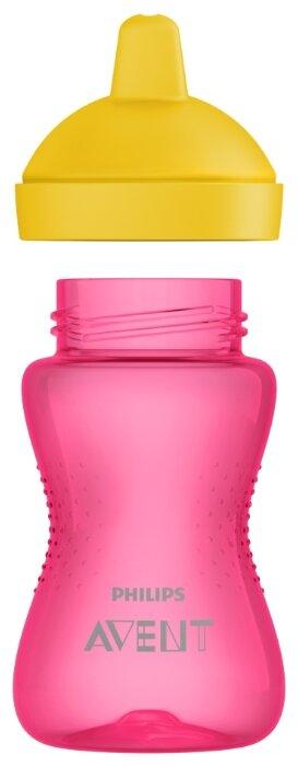 Чашка-непроливайка с твердым носиком SCF804/04, 300 мл