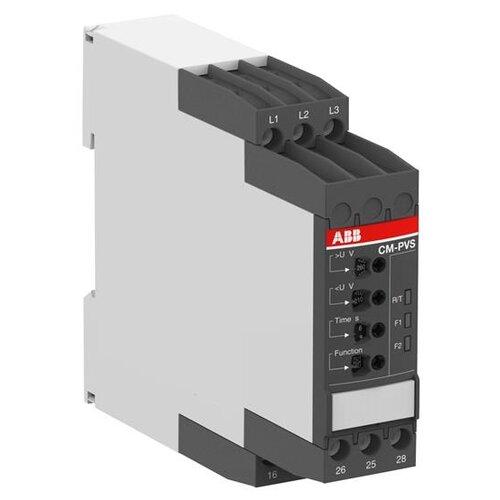 Реле контроля фаз ABB 1SVR730794R3300 рукоятка для силовых выключателей разъединителей abb 1sca108690r1001