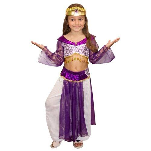 Купить Костюм Elite CLASSIC Жасмин, фиолетовый, размер 30 (122), Карнавальные костюмы