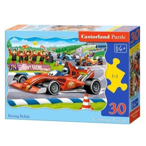 Купить Пазл Castorland Racing Bolide (B-03761), 30 дет., Пазлы