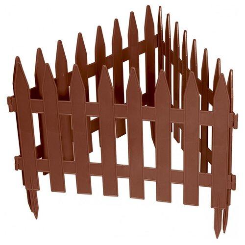 Забор декоративный PALISAD Рейка, терракот, 3 х 0.28 м забор декоративный винтаж 28 х 300 см терракот россия palisad