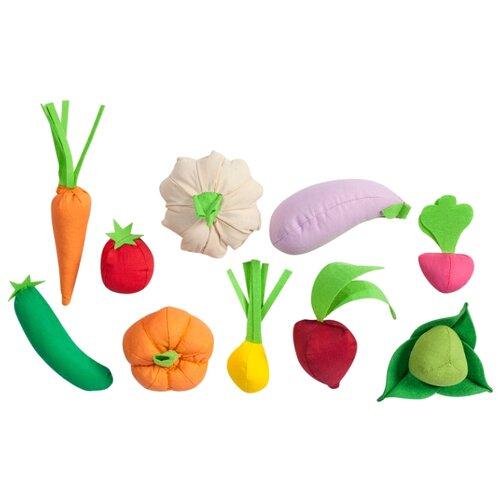 Купить Набор продуктов PAREMO овощи PK320-17 разноцветный, Игрушечная еда и посуда