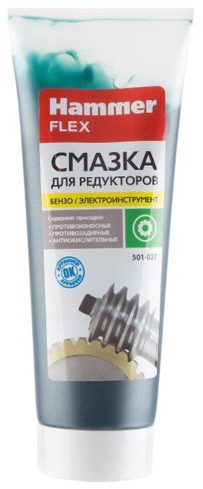 Масло для смазки цепи Hammerflex 501-027 0.2 л