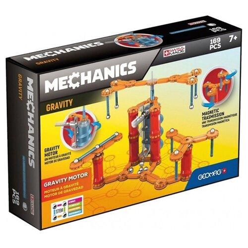 Динамический конструктор GEOMAG Mechanics Gravity 773-169 Гравитационный двигатель