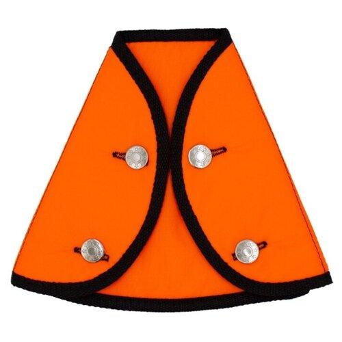 Teggy Корректор ремня безопасности Т22109 оранжевый адаптер ремня безопасности skyway цвет синий s04006001