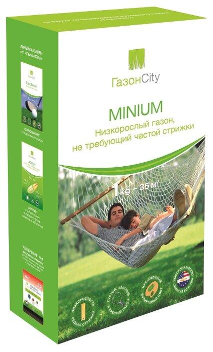 ГазонCity MINIUM Низкорослый газон, 1 кг