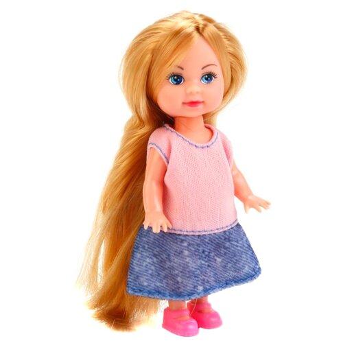 Купить Кукла Карапуз Машенька, 12 см, MARY15686-BB, Куклы и пупсы
