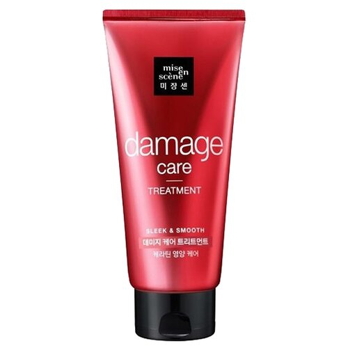 Mise en Scene Damage Care Treatment Маска для поврежденных волос, 330 мл shiseido damage care treatment