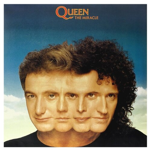 Queen. The Miracle (LP)