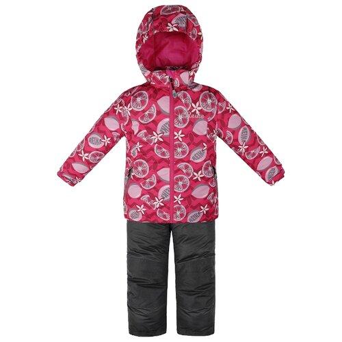 Купить Комплект с брюками Reike размер 104, berry, Комплекты верхней одежды
