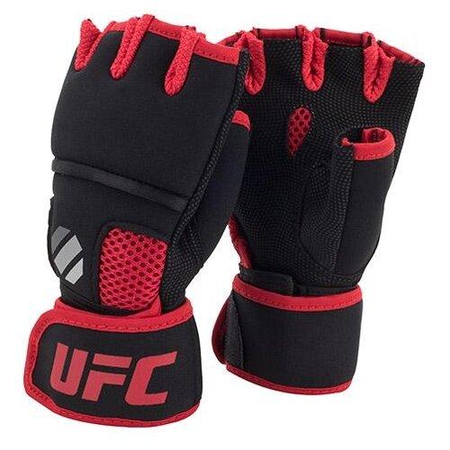 Внутренняя перчатка UFC Quick Wrap L/XL черный