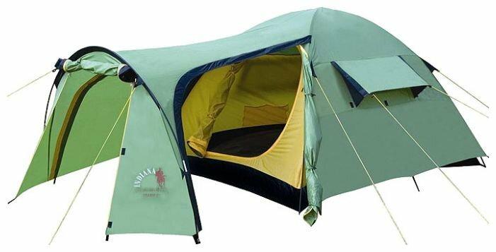 Палатка Indiana Tramp 3 — купить по выгодной цене на Яндекс.Маркете