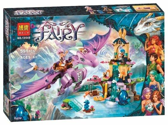 Конструктор BELA (Lari) Fairy 10549 Логово дракона