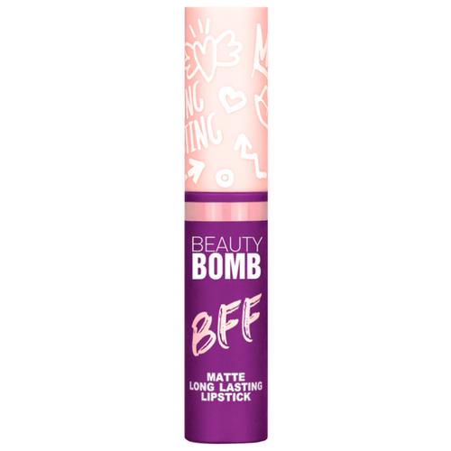 Купить BEAUTY BOMB Жидкая помада для губ, оттенок 07 Ariana