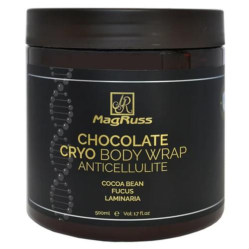 Magruss обертывание chocolate cryo body anticellulite 500 мл