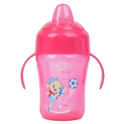 Поильник Mum&Baby 2352039 розовый