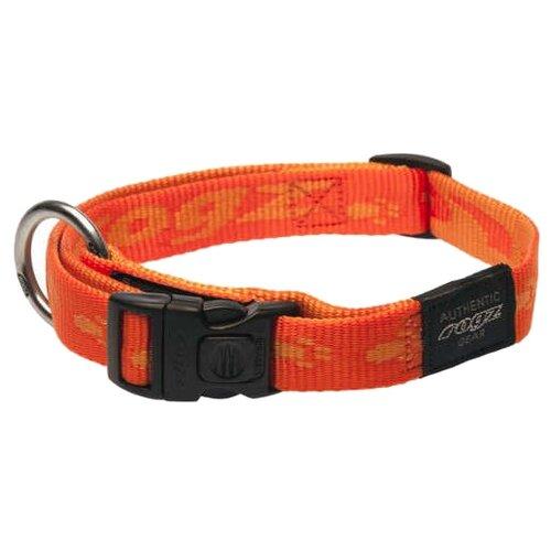 Ошейник Rogz Alpinist XL (HB27) 43-70 см оранжевый