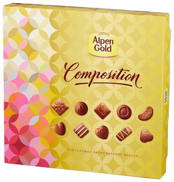 картинка конфеты альпен гольд