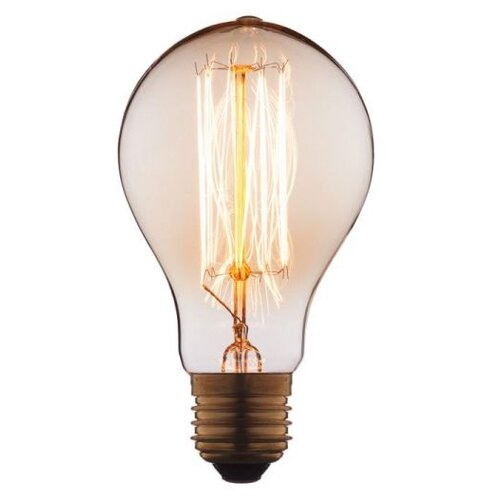 Лампа накаливания LOFT IT Edison Bulb 7560-SC, E27, 60Вт
