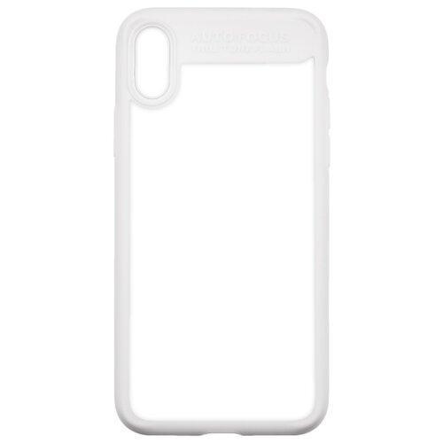 Купить Чехол INTERSTEP Pure-Case для Apple iPhone X белый